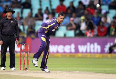 Narine will not be allowed to bowl